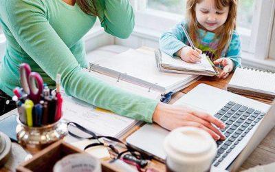 Essere genitori al tempo del Coronavirus: smart working e figli